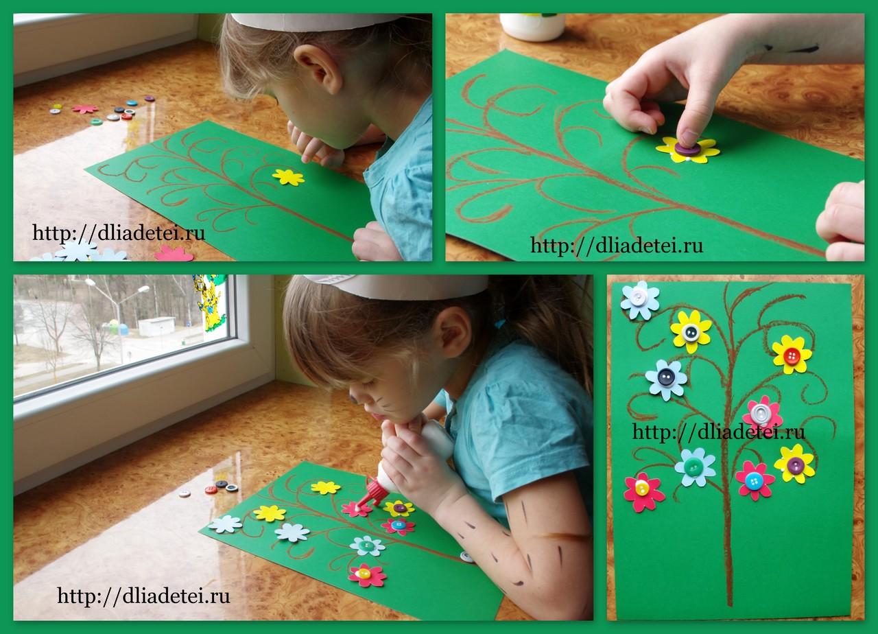 Поделки для детей 4-5 лет фото 56
