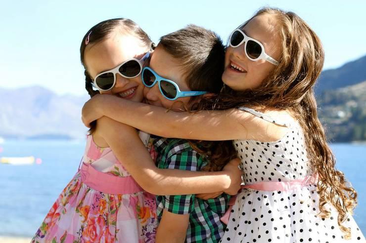 Картинки по запросу дети солнечные очки