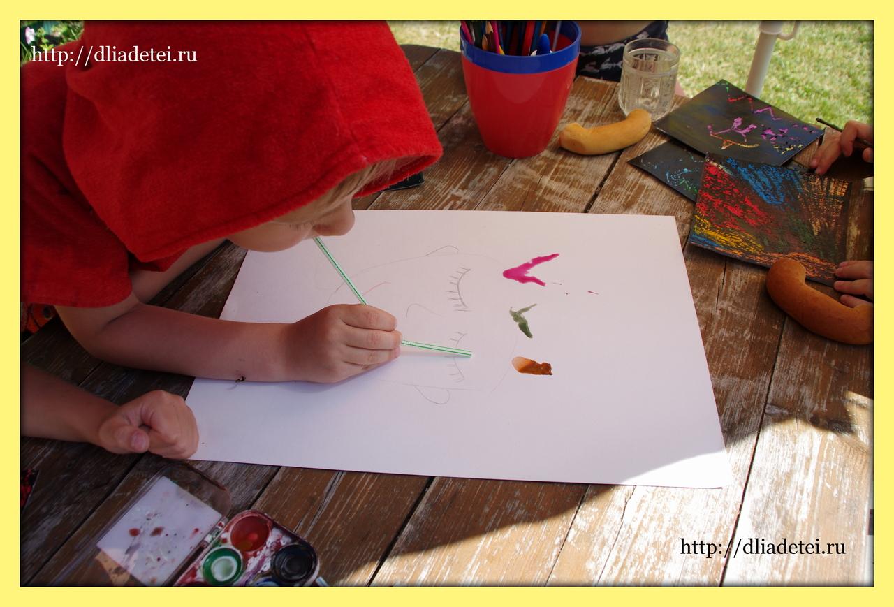 Картинки лето и дети радуются